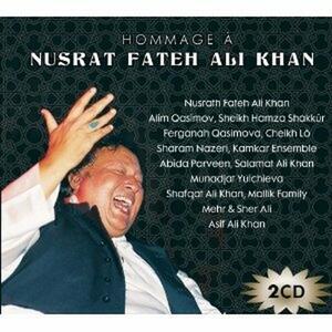 Hommage a Nusrat Feteh Ali Khan - CD Audio