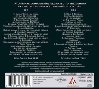 Hommage a Nusrat Feteh Ali Khan - CD Audio - 2