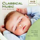 CD Classical Music for Babies