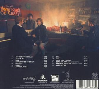 Seven Kinds of Crazy - CD Audio di We Are Tony - 2
