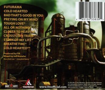 Futurama - CD Audio di FM - 2