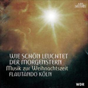 Musica natalizia - CD Audio di Flautando Köln