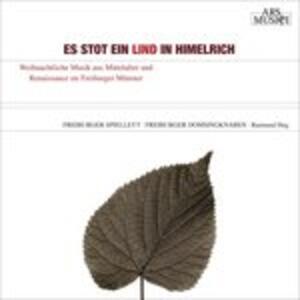 Es Stot Ein Lind in Himelrich - CD Audio di Freiburger Domsingknaben