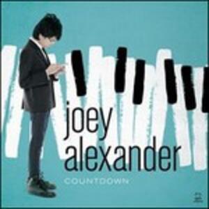 Countdown - CD Audio di Alexander Joey