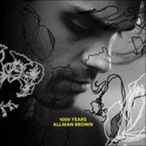 1000 Years - CD Audio di Allman Brown