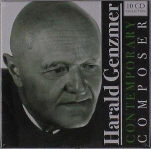 Original Recordings - CD Audio di Harald Genzmer