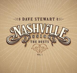 Nashville Sessions - CD Audio di Dave Stewart
