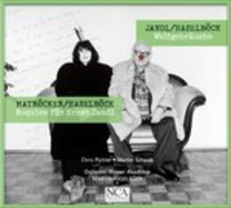 Weltgebrauche - CD Audio di Martin Haselböck