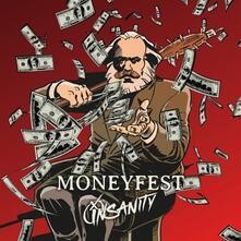 Moneyfest - Vinile LP di Insanity