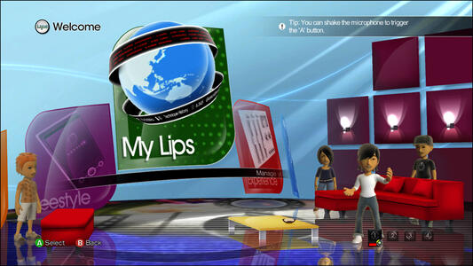 Lips Number One Hits (solo gioco) - 10