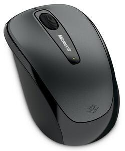 Microsoft 3500 mouse RF Wireless BlueTrack Grigio - 2