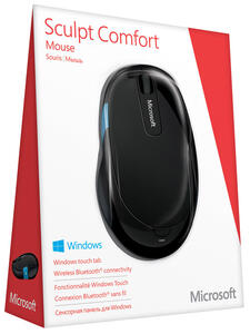 Microsoft H3S-00001 mouse Bluetooth BlueTrack 1000 DPI Mano destra Nero - 12