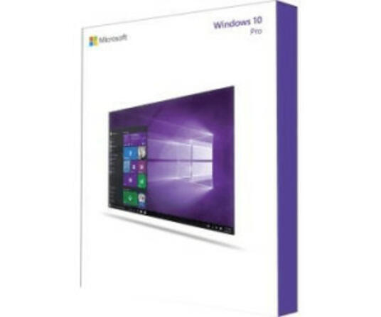 Microsoft Win Professional10 32/64 Bit - Switch