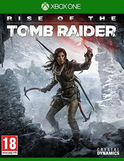 Rise of the Tomb Raider Xbox One [Edizione: Francia]