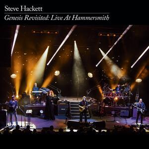 Genesis Revisited. Live at Hammersmith - CD Audio di Steve Hackett