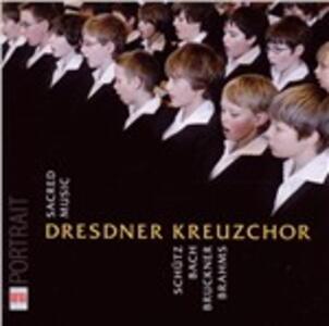 Sacred Music - CD Audio di Dresdner Kreuzchor