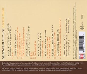 Sacred Music - CD Audio di Dresdner Kreuzchor - 2