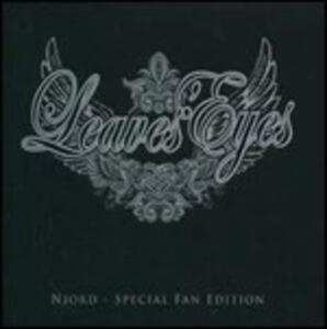 Njord (Special Fan Edition) - CD Audio di Leaves' Eyes