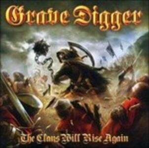 The Clans Will Rise Again - CD Audio di Grave Digger