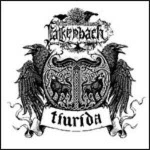 Tiurida - CD Audio di Falkenbach