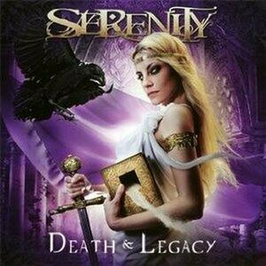 Death & Legacy - CD Audio di Serenity
