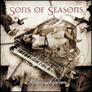 Magnisphyricon - CD Audio di Sons of Season