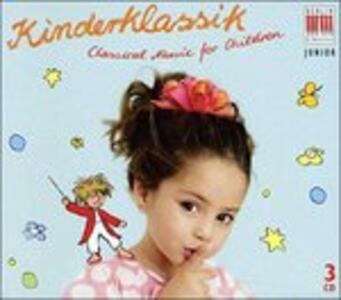 Kinderklassik - CD Audio