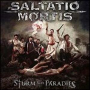 Sturm Aues Paradies - CD Audio di Saltatio Mortis