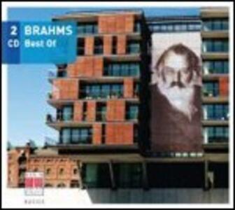 Brahms. Best of - CD Audio di Johannes Brahms