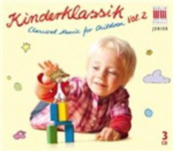 Kinderklassik vol.2 - CD Audio