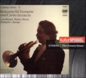 Konzerte fur Trompete & - CD Audio