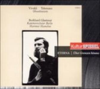 Oboenkonzerte - CD Audio di Georg Philipp Telemann,Antonio Vivaldi