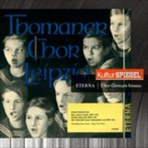 Motetten, Bwv 225 - 230 - CD Audio di Johann Sebastian Bach