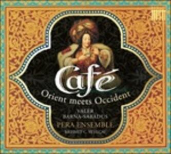 Orient Meets Occident - CD Audio di Pera Ensemble