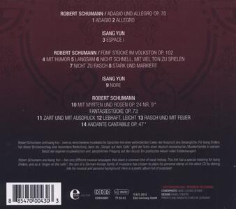 Mit Myrten und Rosen - Opere per Violoncello e Pianoforte (Digipack) - CD Audio di Robert Schumann - 2