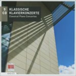 Klassische Concerto per Pianoforte - CD Audio