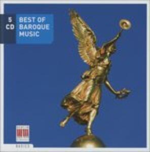 Best of Baroque Music - CD Audio
