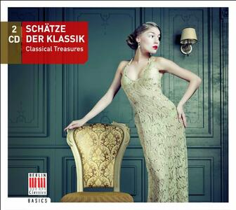 Schaetze der Klassik - CD Audio