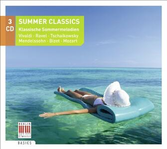 Summer Classics - CD Audio