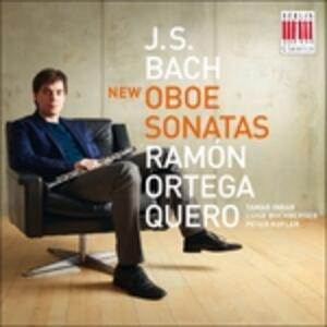 New Oboe Sonatas - CD Audio di Johann Sebastian Bach