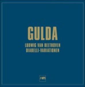 Variazioni Diabelli - CD Audio di Ludwig van Beethoven,Friedrich Gulda