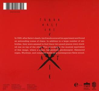Satie - CD Audio di Tamar Halperin - 2