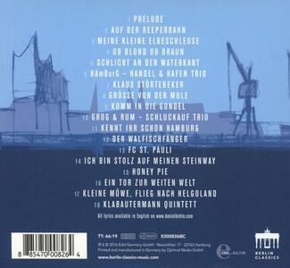 Mein Hamburg - CD Audio di Daniel Behle - 3