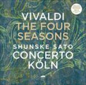 Four Seasons - Vinile LP di Antonio Vivaldi