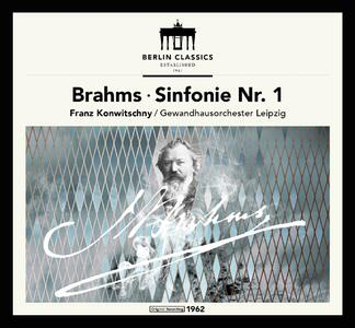 Symphony No.1 (Digipack) - CD Audio di Johannes Brahms - 3