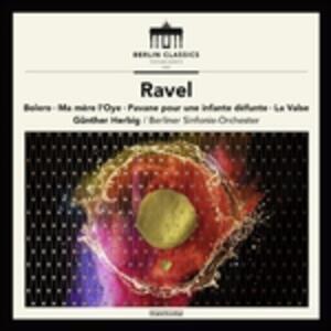 Musica Sinfonica - CD Audio di Maurice Ravel,Günther Herbig