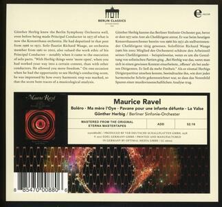 Musica Sinfonica - CD Audio di Maurice Ravel,Günther Herbig - 2