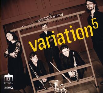 Variation 5 - CD Audio di Variation 5