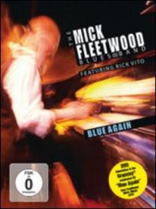 Mick Fleetwood. Mick Fleetwood Blues Band. Blue Again - DVD