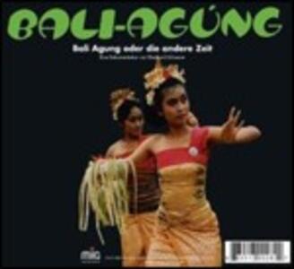 Bali-Agung - CD Audio + DVD di Eberhard Schoener
